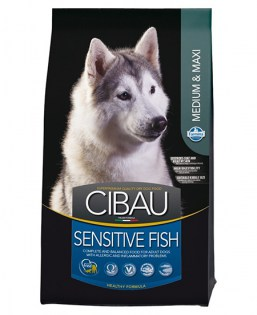 Cibau sensitive fish 12kg