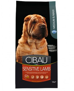 Cibau sensitive lamb 12kg