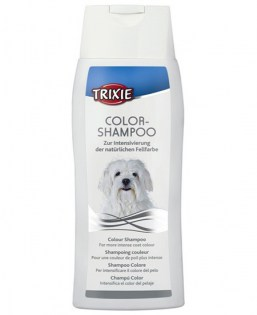 Trixie color shampoo
